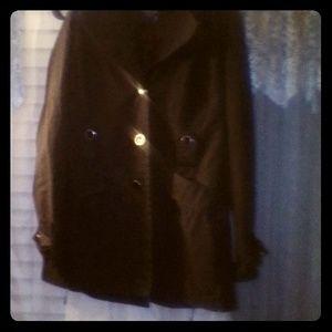 Rain coat/dress coat